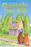 Usborne First Reading - Level 4: Goldilocks and the Three Bears - Susanna Davidson -