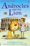 Usborne First Reading - Level 4: Androcles and the Lion - Russell Punter -
