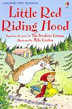 Usborne First Reading - Level 4: Little Red Riding Hood - Susanna Davidson -