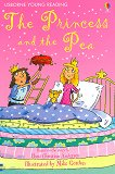 Usborne Young Reading - Series 1: The Princess and the Pea - Susanna Davidson -