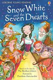 Usborne Young Reading - Series 1: Snow White and the Seven Dwarfs - Lesley Sims -