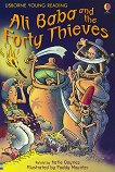 Usborne Young Reading - Series 1: Ali Baba and the Forty Thieves - Katie Daynes -