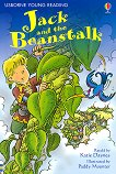Usborne Young Reading - Series 1: Jack and the Beanstalk - Katie Daynes -