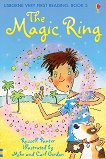 Usborne Very First Reading - Book 5: The Magic Ring - Russell Punter -