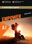 Empower - Starter (A1): Учебник по английски език - Adrian Doff, Craig Thaine, Herbert Puchta, Jeff Stranks, Peter Lewis-Jones - продукт