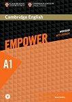 Empower - Starter (A1): Учебна тетрадка по английски език + онлайн материали -