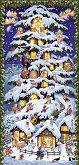 Адвент календар - Къща в гората -