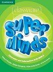 Super Minds - ниво 2 (Pre - A1): Classware and Interactive - DVD-ROM по английски език - Herbert Puchta, Gunter Gerngross, Peter Lewis-Jones, Emma Szlachta -