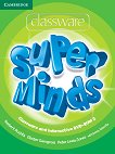 Super Minds - ниво 2 (Pre - A1): Classware and Interactive - DVD-ROM по английски език -