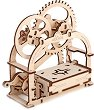 Механична кутия - Механичен 3D пъзел -