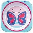"""Купичка за хранене - Пеперуда - За бебета над 6 месеца от серията """"Zoo"""" -"""