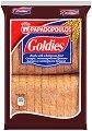 Сухари с пълнозърнесто брашно - Goldies - Опаковка от 160 g за бебета над 6 месеца -