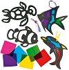 Декорирай сам - Морски животни - Творчески комплект -