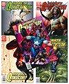 Новите Отмъстители - комплект с комикси - Броеве 1 - 20 -