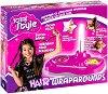 Студио за модни прически - Hair Wraparounds -