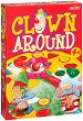 Клоун - Детска игра за сръчност и ловкост - игра