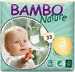 Bambo Nature - Midi 3 - Еко пелени за еднократна употреба за бебета с тегло от 5 до 9 kg -