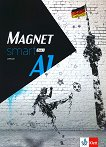 Magnet Smart - ниво A1: Учебник по немски език за 9. клас - Giorgio Motta -