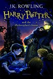 Harry Potter and the Philosopher's Stone - book 1 - J. К. Rowling - книга