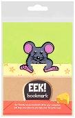 Разделител за книга с животни - Мишка -