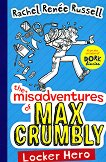 The Misadventures of Max Crumbly - книга