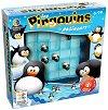 """Пингвини върху лед - Детска логическа игра от серията """"Original"""" - игра"""