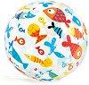 Надуваема топка - Морски животни -