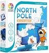 """Експедиция до северния полюс - Детска логическа игра от серията """"Original"""" -"""