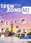 Teen Zone - ниво A2.1: Учебник по английски език за 9. клас - Десислава Петкова, Цветелена Таралова -