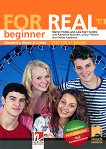 For Real - A1: Учебник по английски език за 8. клас + CD-ROM -