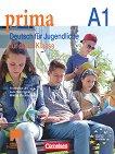 Prima. Deutsch fur Jugendliche - A1: Учебник по немски език за 8. клас - Фридерике Джин, Лутц Рорман, Милена Збранкова -
