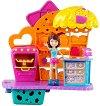 """Пекарната на Леа - Комплект за игра от серията """"Polly Pocket"""" -"""