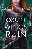 A Court of Thorns and Roses - book 3: A Court of Wings and Ruin - Sara J. Maas - книга