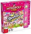 Монополи Джуниър - Шопкинс - Детска бизнес игра -