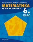 Книга за ученика по математика за 6. клас - Здравка Паскалева, Мая Алашка, Райна Алашка - детска книга