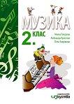 Музика за 2. клас - Милка Толедова, Любомира Христова, Пепа Запрянова -