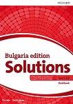 Solutions - част A2: Учебна тетрадка по английски език за 8. клас Bulgaria Edition - учебник