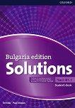 Solutions - част B1.1: Учебник по английски език за 8. клас Bulgaria Edition -