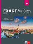 Exakt fur Dich - ниво A1: Учебник за 8. клас по немски език - учебник