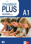 Grammar Plus - ниво A1: Граматика с упражнения по английски език - Lisa Suett - помагало