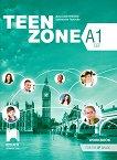 Teen Zone - ниво A1: Работна тетрадка по английски език за 8. клас - учебник