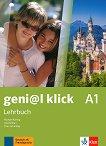 geni@l klick - ниво A1: Учебник по немски език за 8. клас - учебник