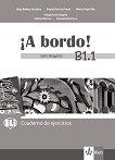 A Bordo! Para Bulgaria - ниво B1.1: Учебна тетрадка по испански език за 8. клас + CD - учебник
