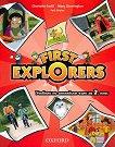 First Explorers: Учебник по английски език за 2. клас -