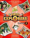 First Explorers - ниво 2: Учебник по английски език - Charlotte Covill, Mary Charrington, Paul Shipton -