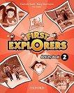 First Explorers - ниво 2: Учебна тетрадка по английски език - Charlotte Covill, Mary Charrington, Paul Shipton -