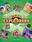 Young Explorers - ниво 1: Учебник по английски език - учебник