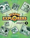 Young Explorers - ниво 1: Учебна тетрадка по английски език - учебник