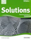 Solutions - Elementary: Учебна тетрадка по английски език + CD : Second Edition - Tim Falla, Paul A. Davies -
