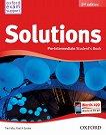 Solutions - Pre-Intermediate: Учебник по английски език Second Edition - продукт